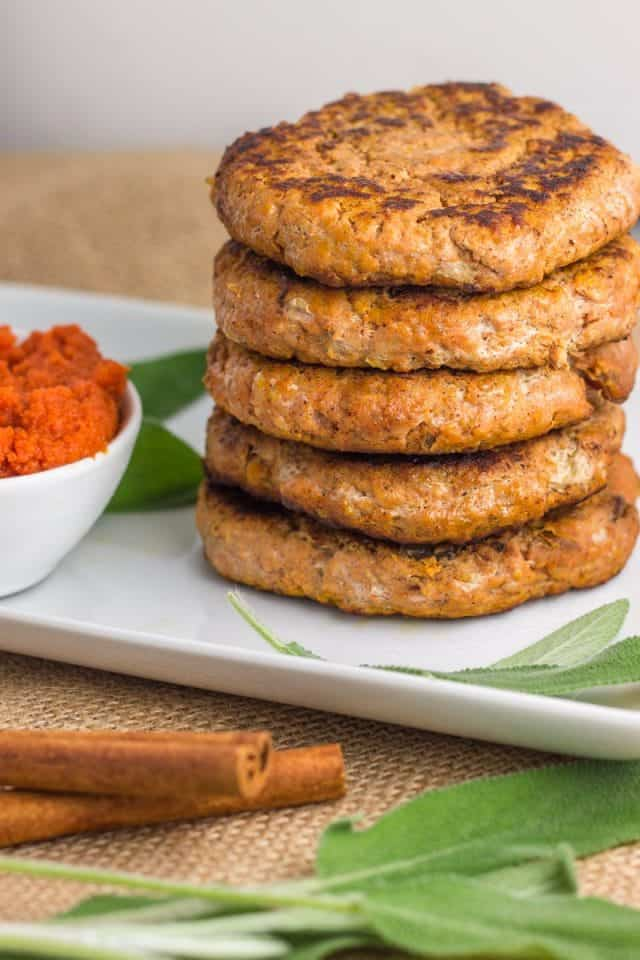 pumpkin breakfast sausage