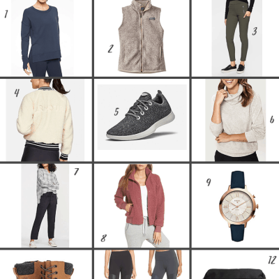 Gift Guide: Athleisure Fashionista
