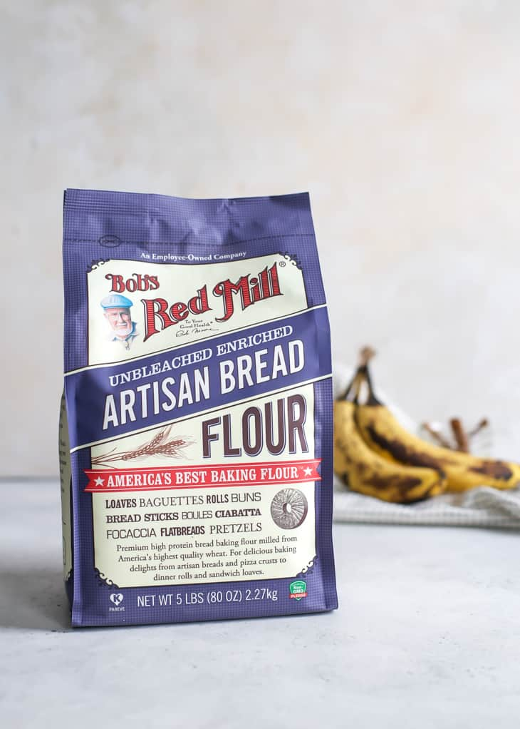 Bob's Red Mill Bread Flour make the best cinnamon rolls