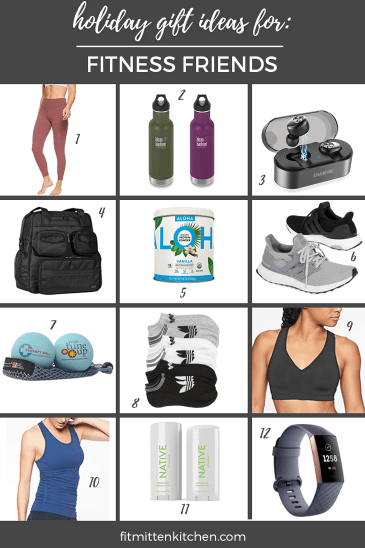Holiday Gift Guide: Fitness Friends