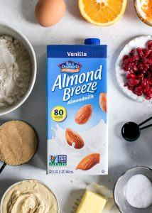 Vanilla Almond Breeze Shelf Stable Alondmilk