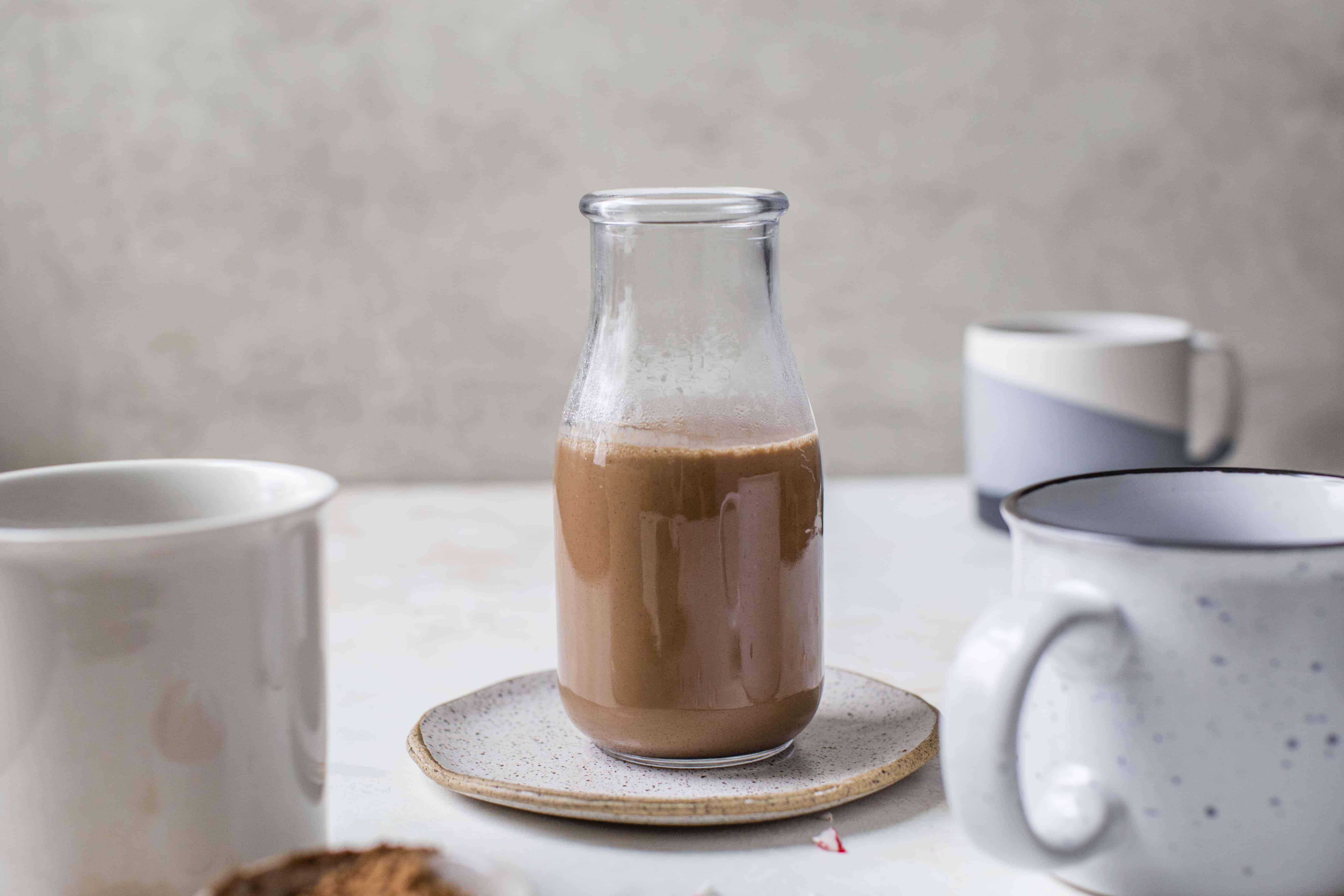 Peppermint Mocha Coffee Creamer [vegan