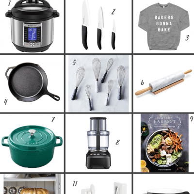 Gift Guide: Bakers and Home Chefs