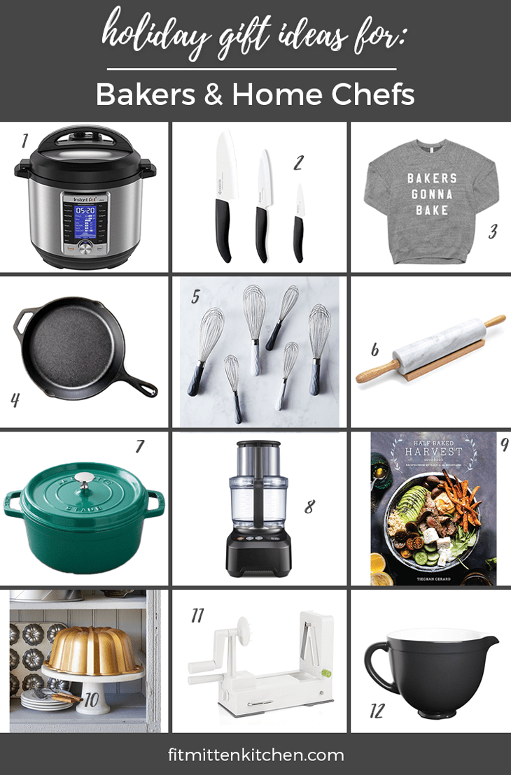 baker gift guide pinterest