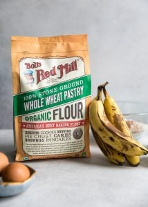 Bob's Red Mill whole wheat pastry flour