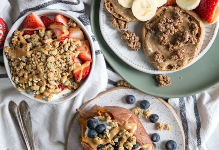 My 3 Favorite Go-To Healthy Breakfast Recipes {plus a little intuitive eating chat}