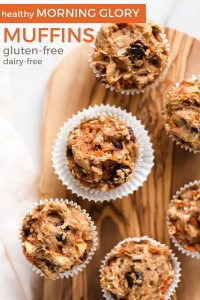 morning glory muffins pinterest