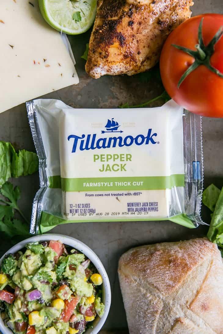 Tillamook Pepper Jack Sliced Cheese