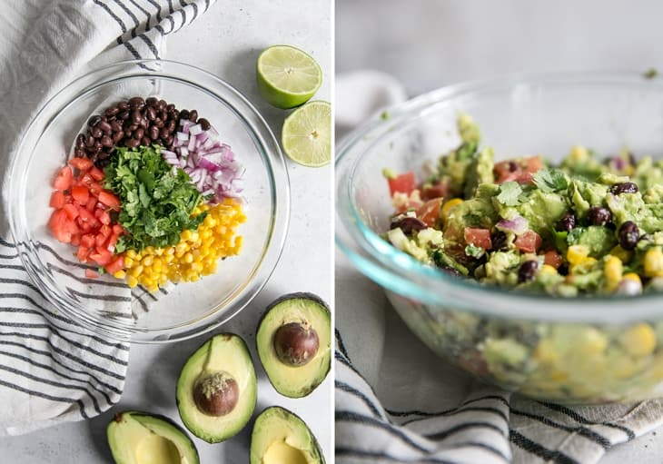how to make loaded guacamole