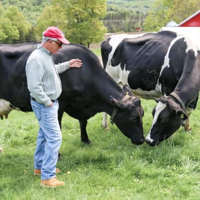 Gary Hershberg from Stonyfield Organic