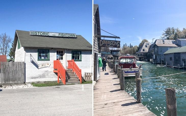 fishtown leland