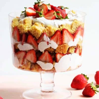 20 Healthy Paleo Strawberry Dessert Recipes