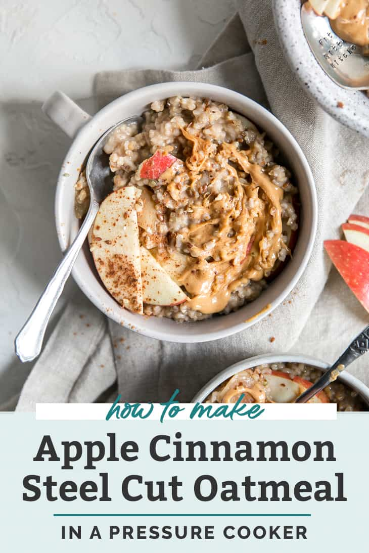apple oatmeal pinterest