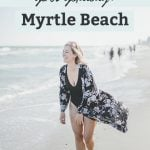 what to do in myrtle beach
