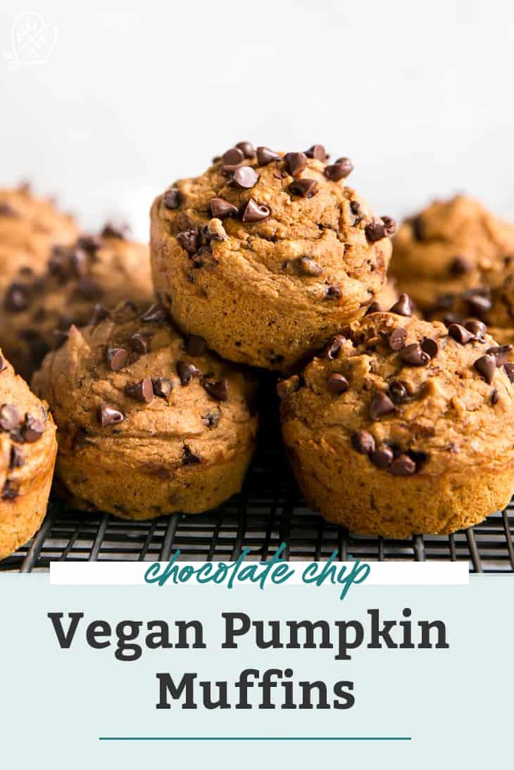 vegan pumpkin muffins pinterest