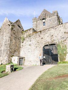Dunguire Castle