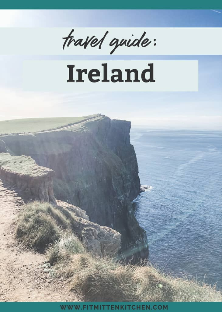 travel guide for ireland