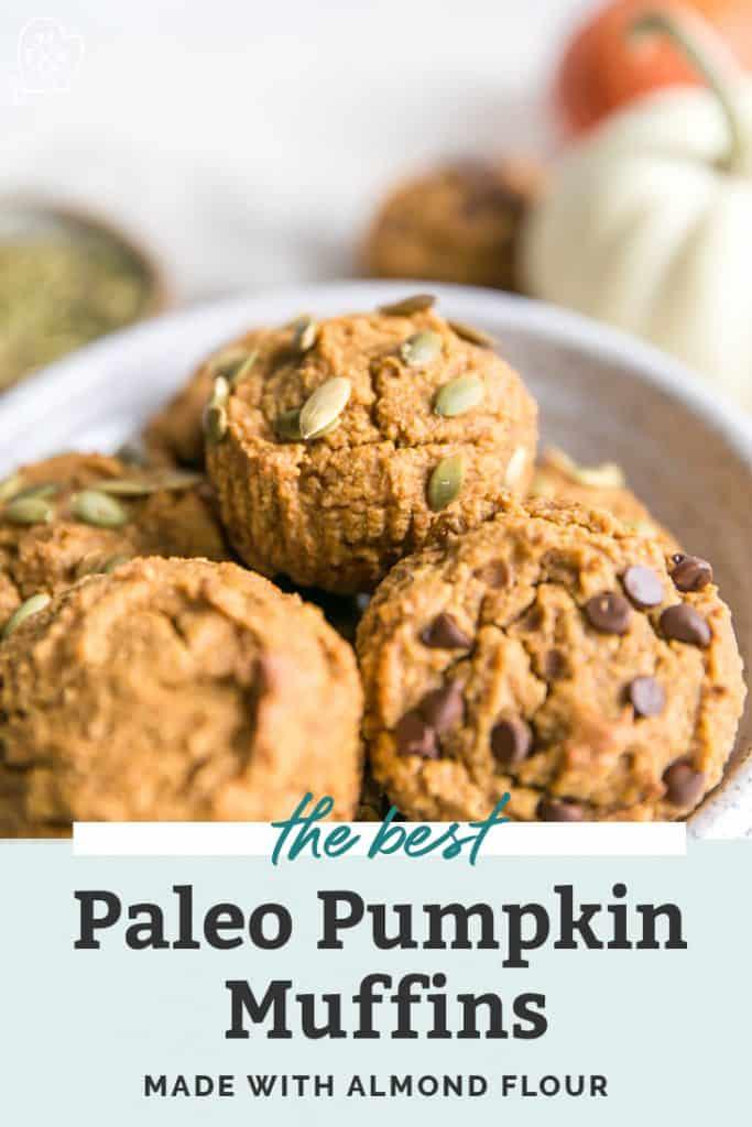paleo pumpkin muffins pinterest