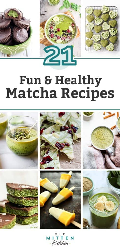 21 top fun healthy matcha recipes round up pinterest