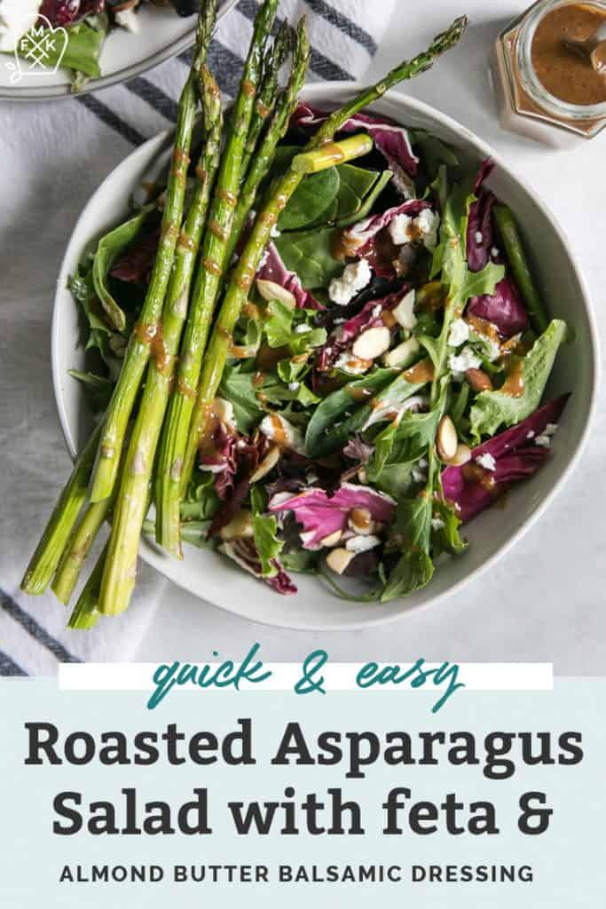 asparagus salad pinterest