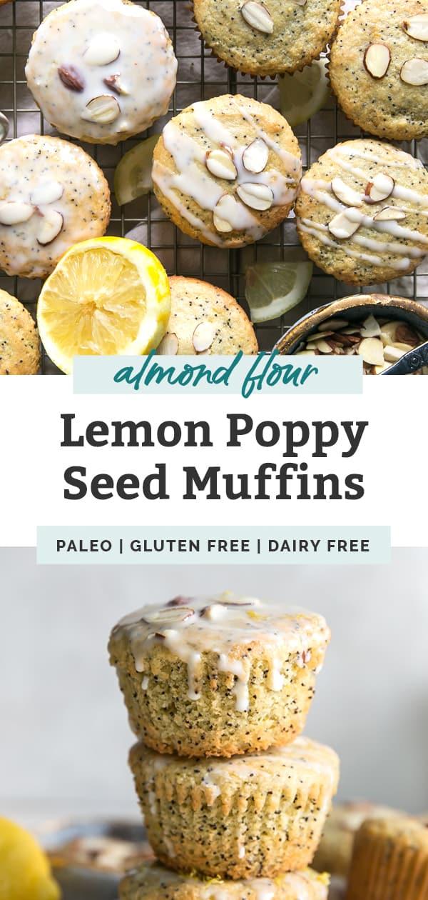 lemon poppy seed muffins pinterest