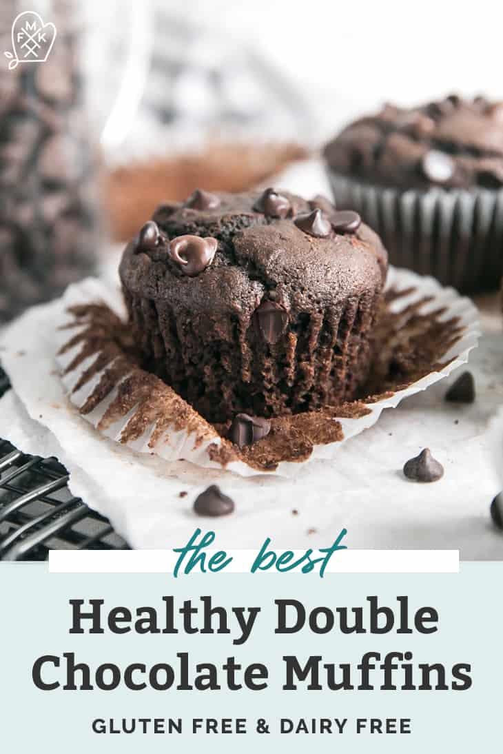chocolate muffins pinterest