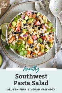 southwest pasta salad gluten free
