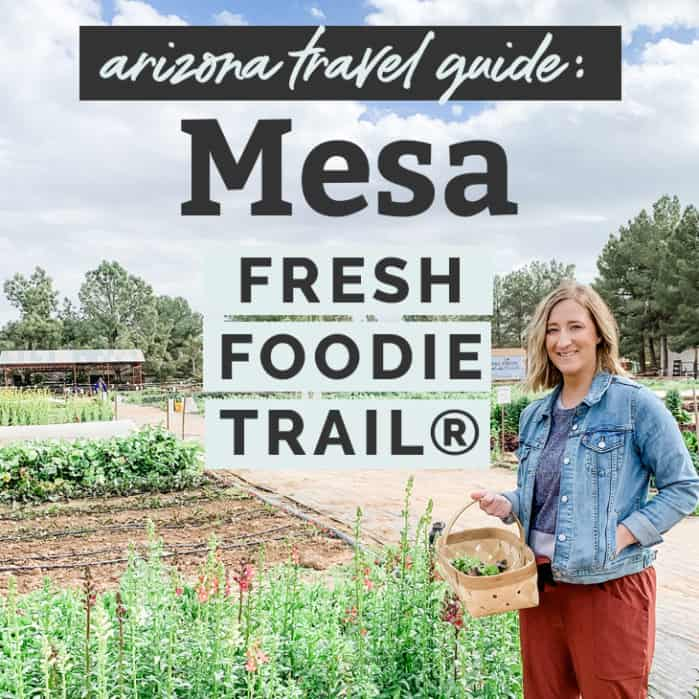 fresh foodie trail graphic
